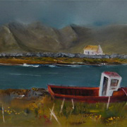 The Old Fishing Boat - West of Ireland