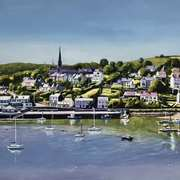 Crosshaven View from Currabinny