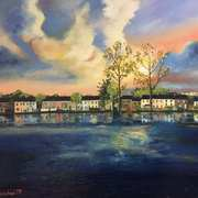 Saffron Glow (The Lough Cork)