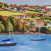 Summercove View from Kinsale
