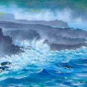 Steamy Ocean
