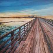 The Wooden Bridge,Clontarf