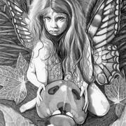 ladybird and fairy