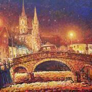 South gate Bridge. Cork City