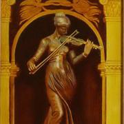 Bronze Fiddler