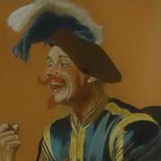 Laughing Violinist (after Honthorst)