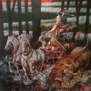 Tain Bo Cuailnge (Cattle Raid of Quelgny)