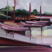 Boats Wexford Bridge