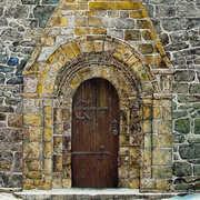 Church door,freshford