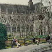 Eglise Notre Dame du Sablon,Brussels