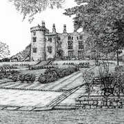 Kilkeeny Castle and Rose Garden
