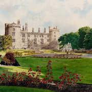 Kilkenny Castle and Rose Garden