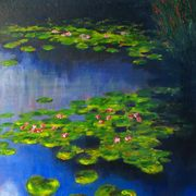 Lily Pond at Lisselan
