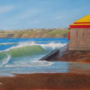 Lifeguard's Hut