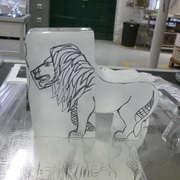 Lion in progress 2