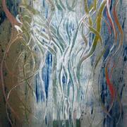 tree,mostly hammerite paint