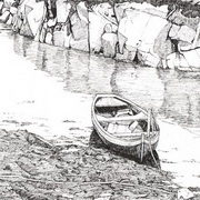 Connemara Boat