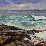 Waves At Creevy 2