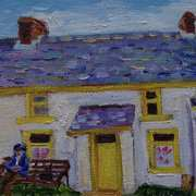 Billy's cottage,Langdale Lane,Islandmagee,County Antrim,Commission