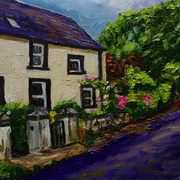 Cottage on Millbay Road,Townland of Carnspindle,Islandmagee,County Antrim