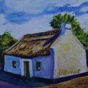 Coyle's Cottage, Aneeterbeg, Ardboe, County Tyrone