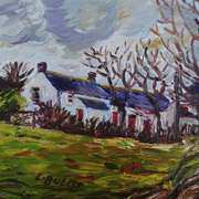 Farm on the Port Road,Cloughfin,Islandmagee,County Antrim.
