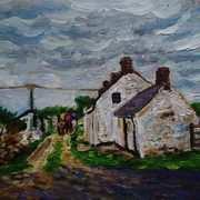 Langdale Lane Cottages, Gransha Townland, Islandmagee, County Antrim