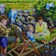 Summer Reminiscence (1960's),Townland of Ballymoney,Islandmagee,County Antrim