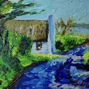 Thatch on Town Lane,Islandmagee,County Antrim