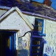 The Open Blue Door,Ballymoney Cottages,Islandmagee,County Antrim