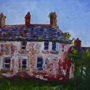 The Parlour Houses, Ballyharry Townland, Islandmagee, County Antrim