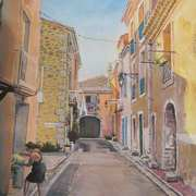 Rue Commandant Riviere,Marseillan