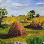 Haystacks of Spiddal