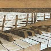 Requiem for the sea,Graphite