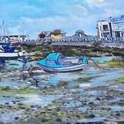 Low Tide Skerries
