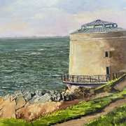 Martello Tower,Sutton