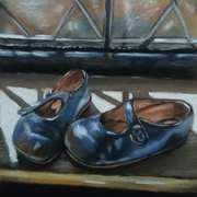 Worn Out Shoes,Pen