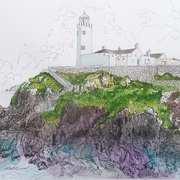 FANAD HEAD (the lighthouse)