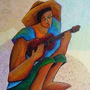 UKULELE (SPANISH GUITAR)