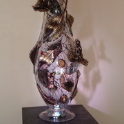 Angel Vase