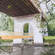 Ossory Pedestrian Bridge 1