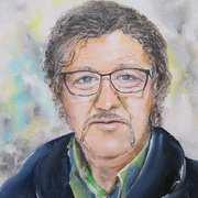 Michael Monaghan Self Portrait