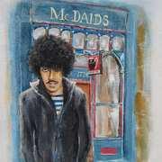 Phil Lynott Mc Daids