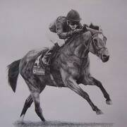Irish Art, Mick Kinane and Galileo,