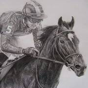 Irish Art, Mick Kinane and High Chaparral,