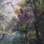 Springtime in Mount Usher IV