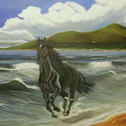Irish Art, Wild in the mournes,