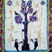 Rabbis and The Tree of Life