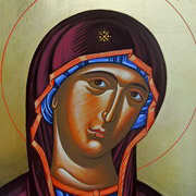Our lady (Byzantine icon)