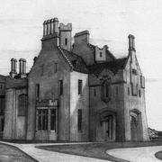 Castle Oliver 'west view'